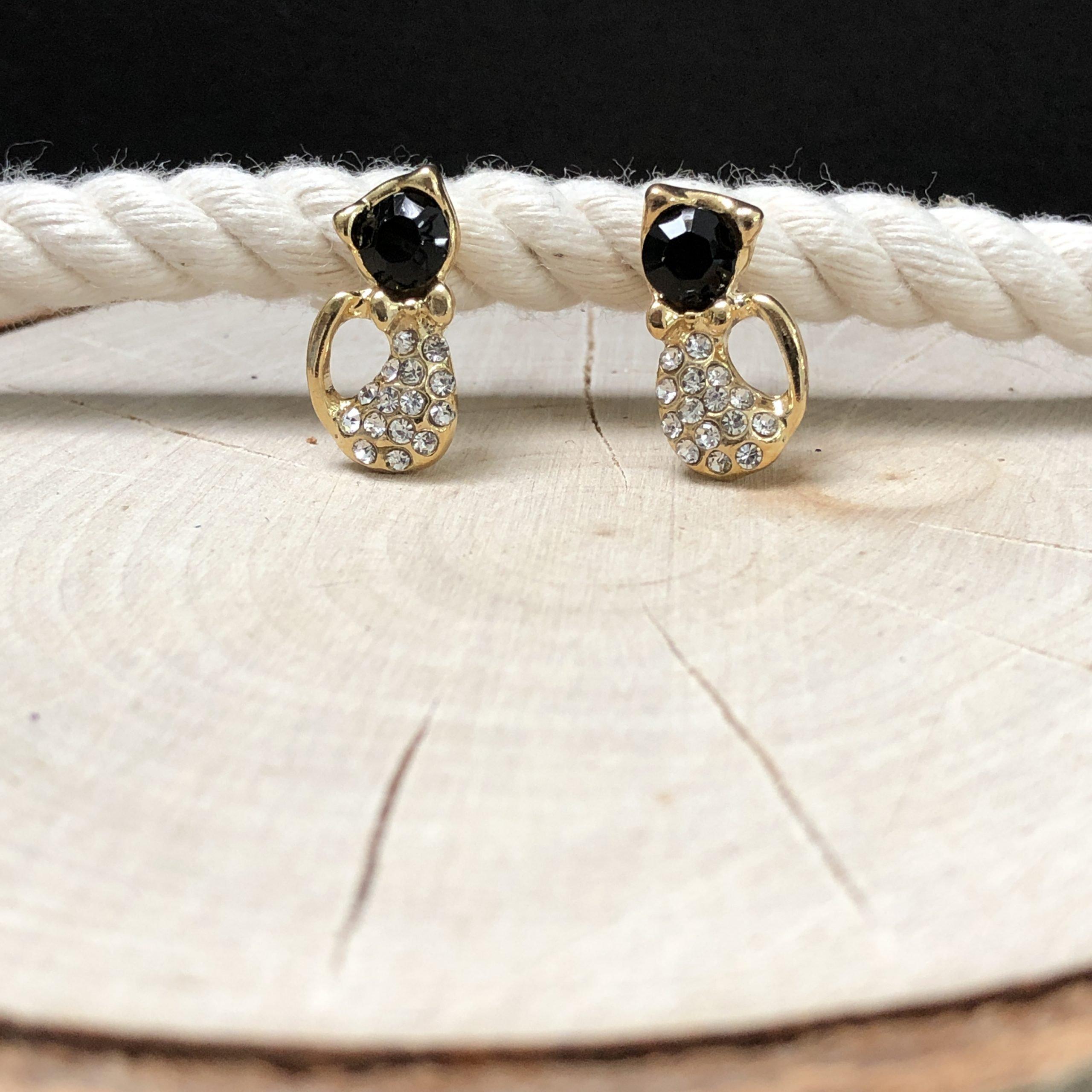 AristoCat earring