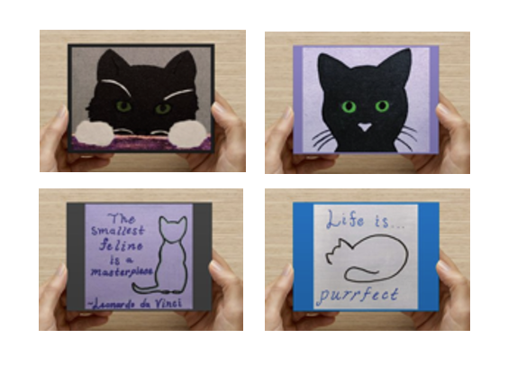 Cat Life Postcards