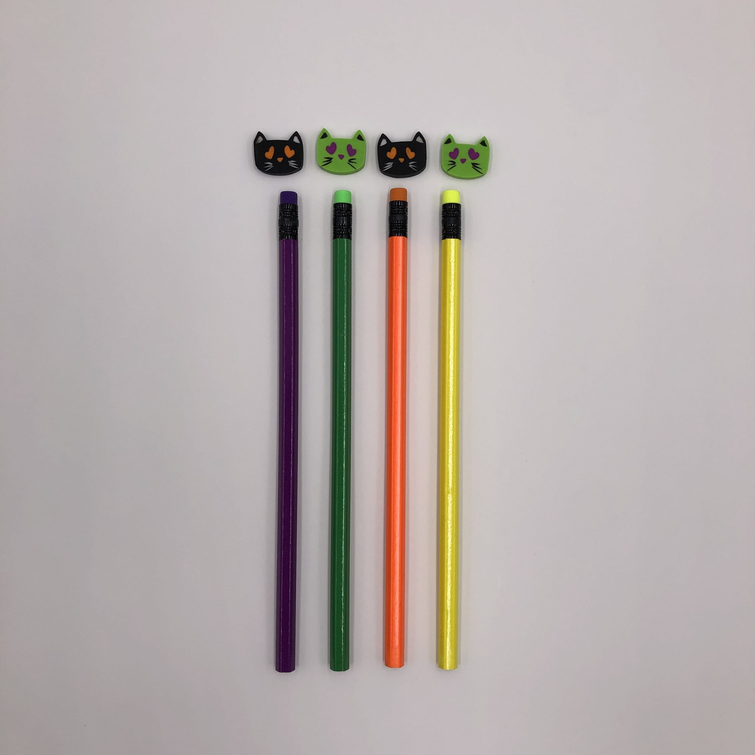 I Love Kitten Pencil Pack Variety