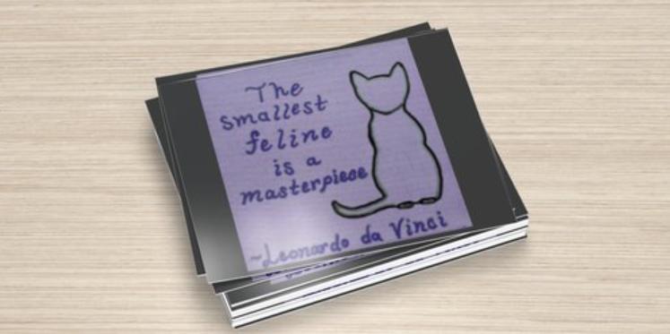 Leos Ode Postcards