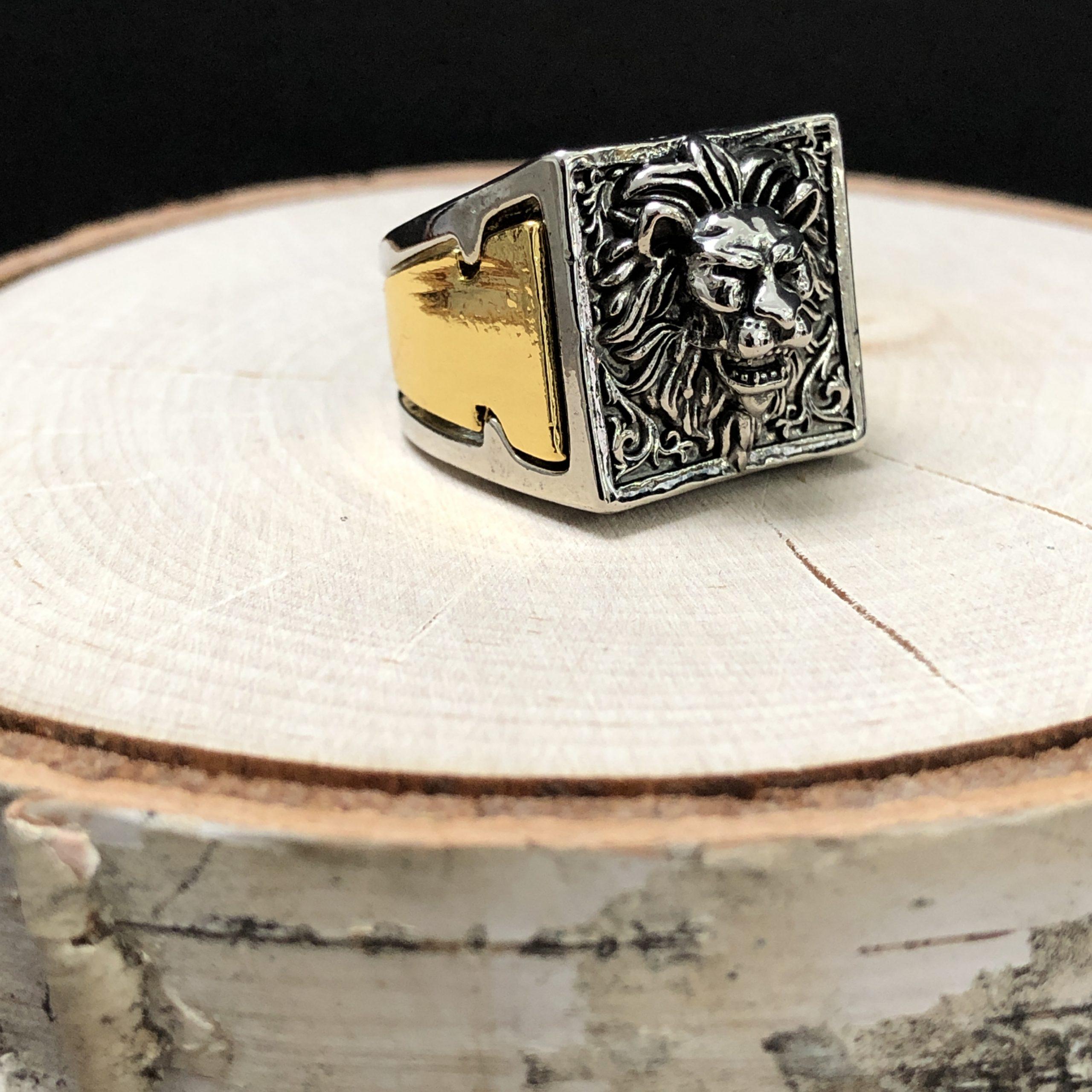 Lions Den ring