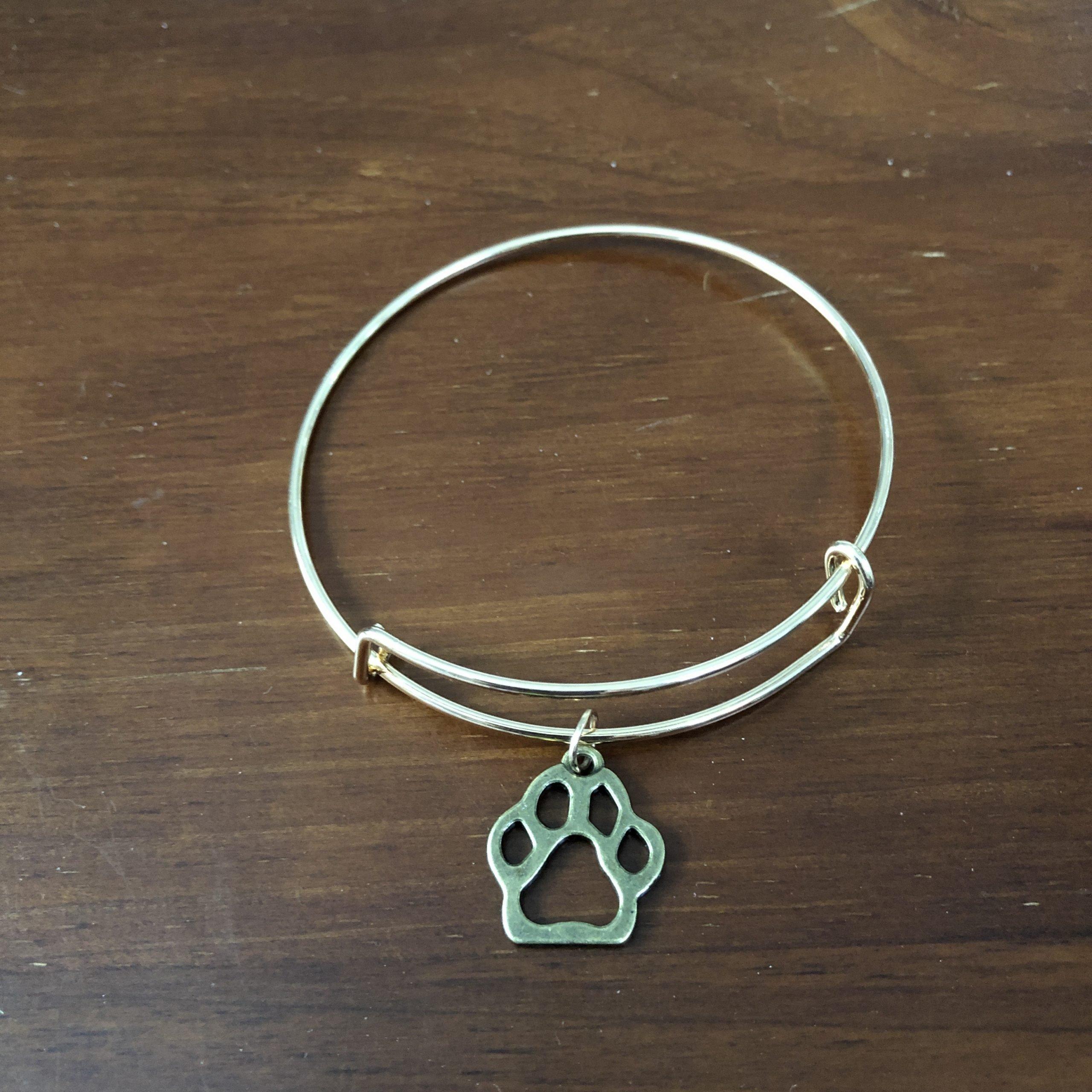 Lucky Cat Charm bracelets gold