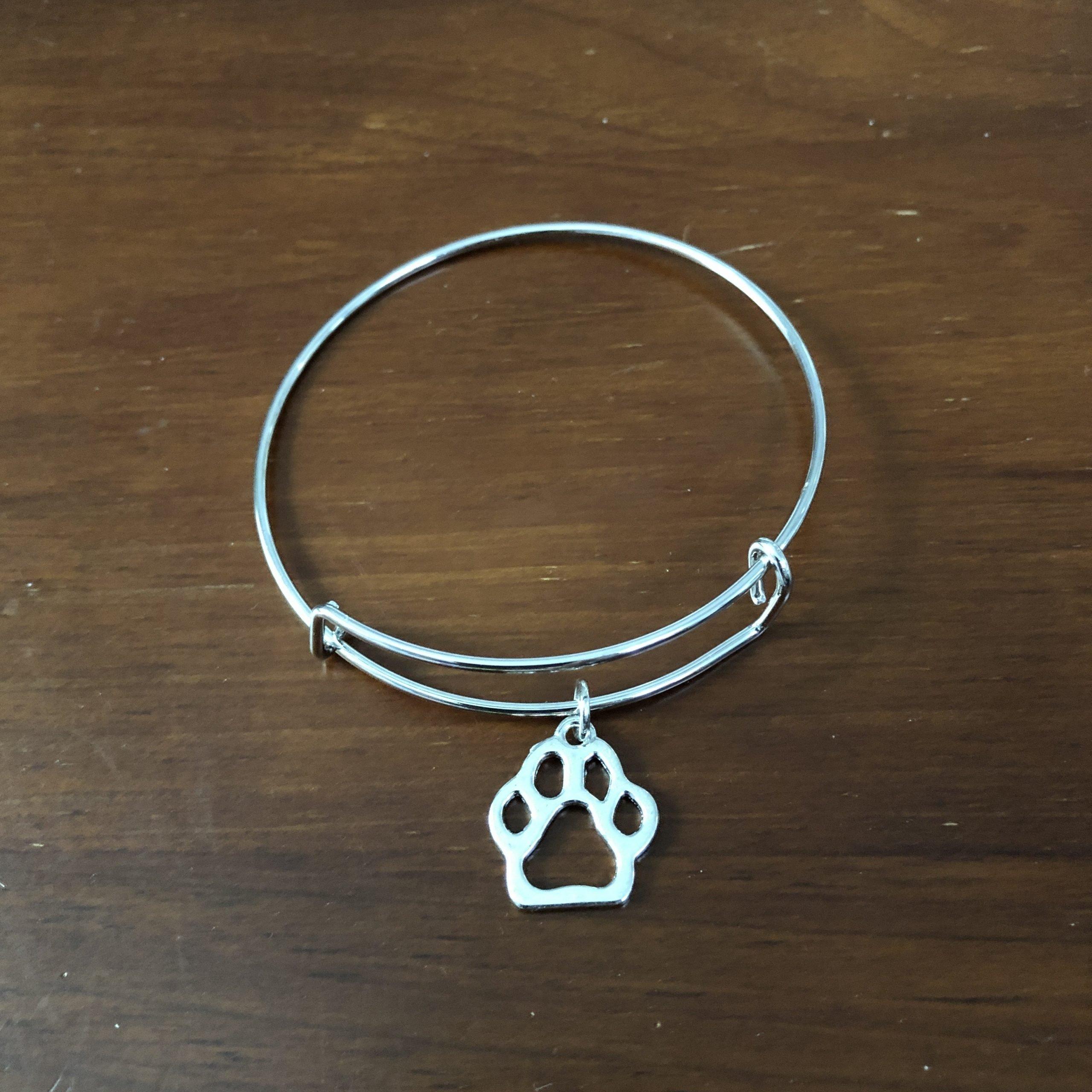 Lucky Cat Charm bracelets steel