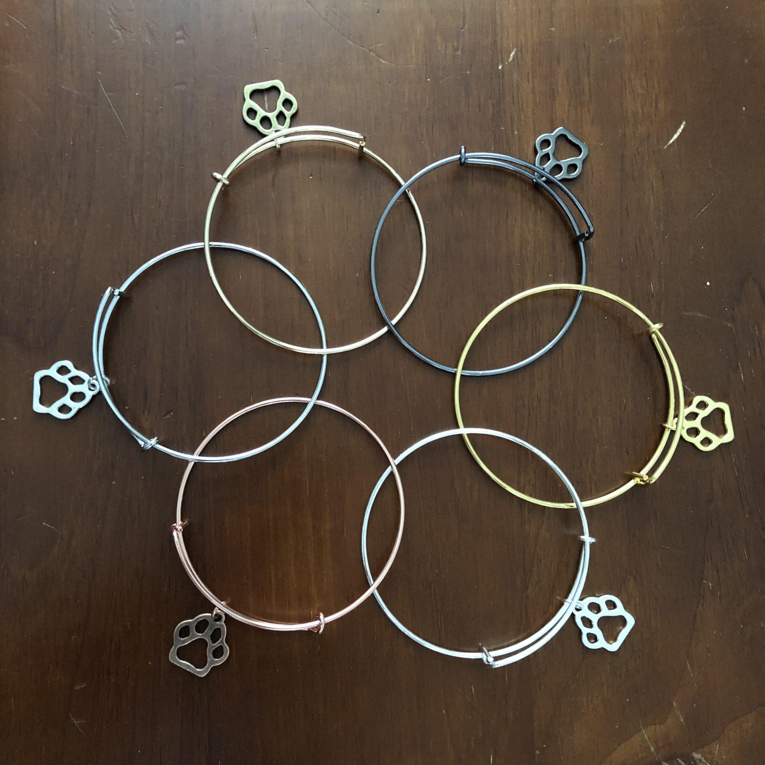 Lucky Cat Charm bracelets