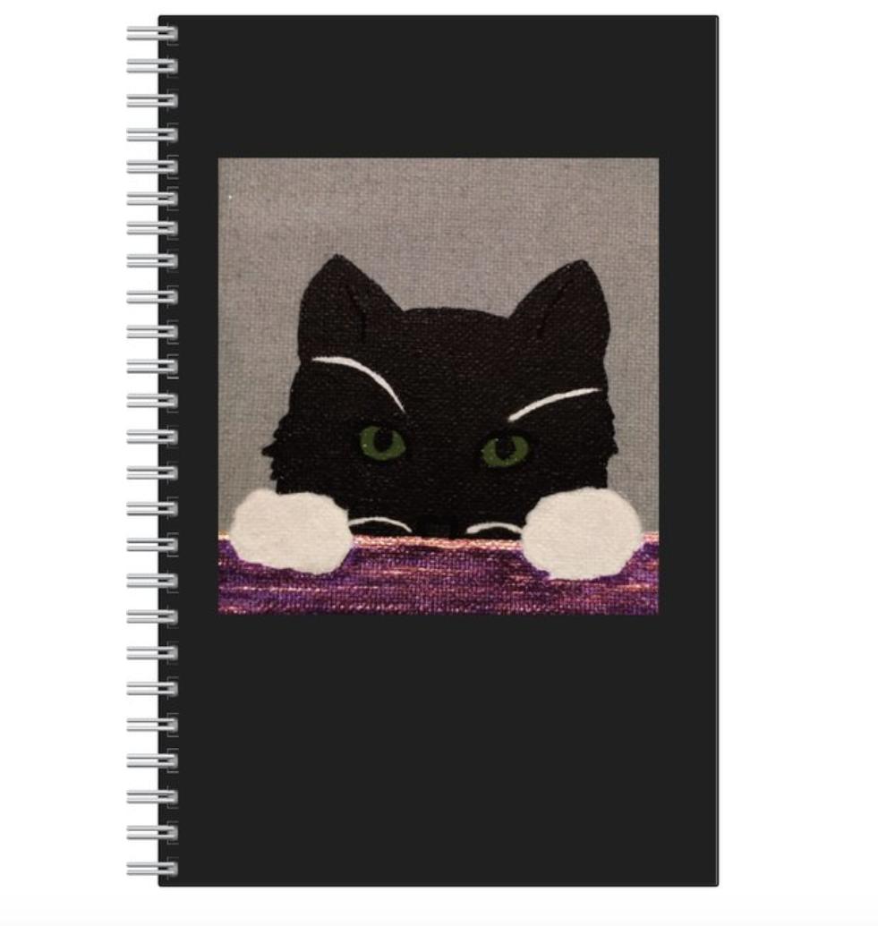 Merlin Mischief notebook