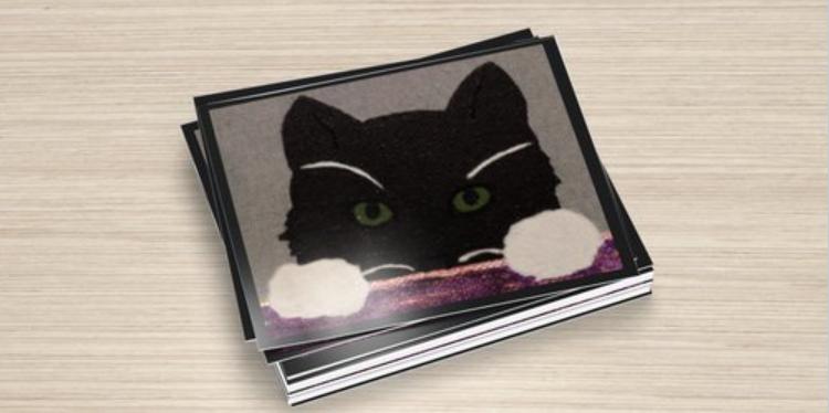 Merlin Mischief Postcards