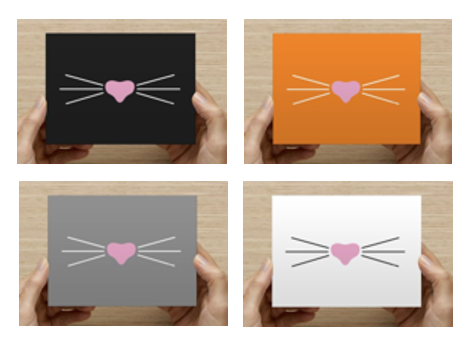 Mr. Whiskers Postcards