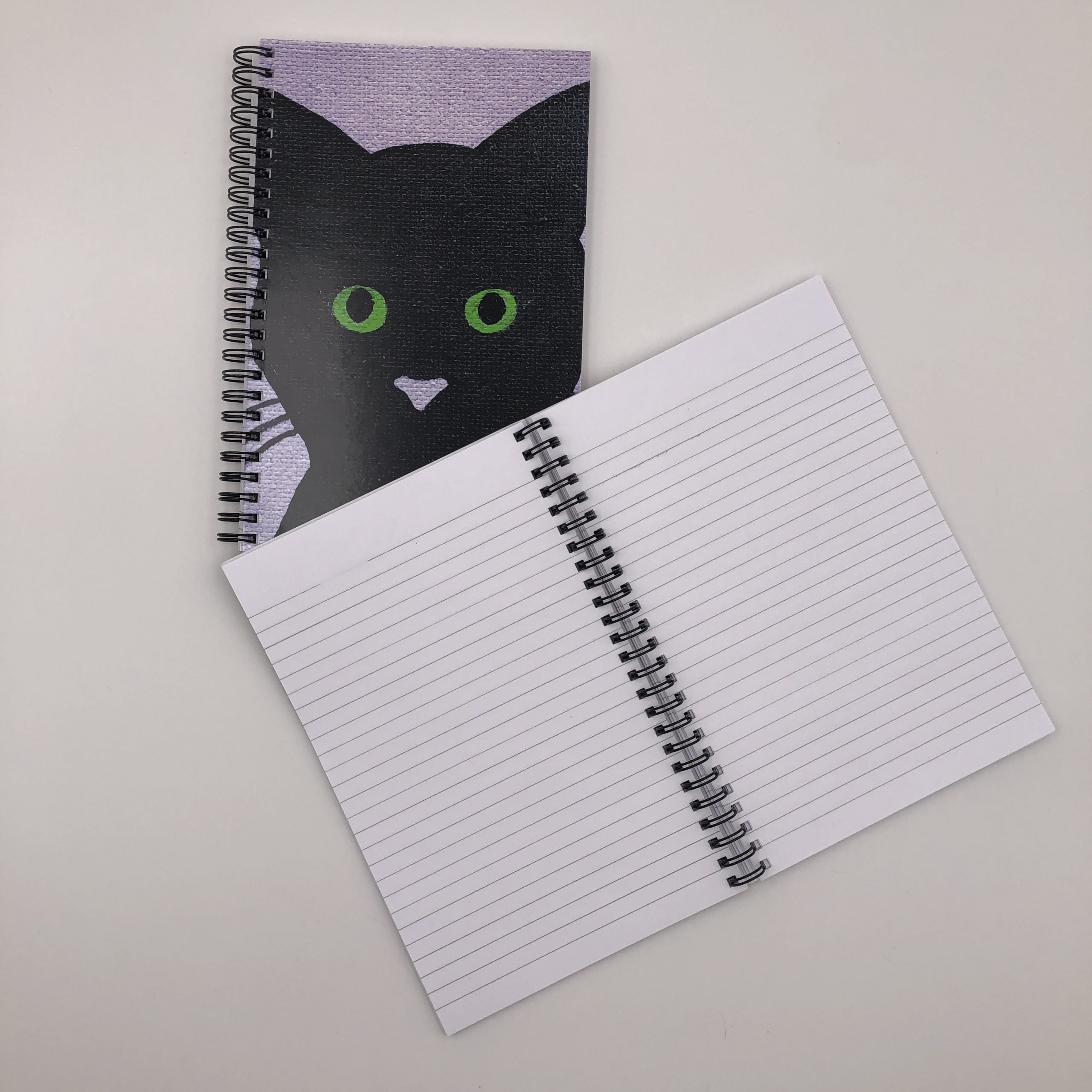 Shadow notebook