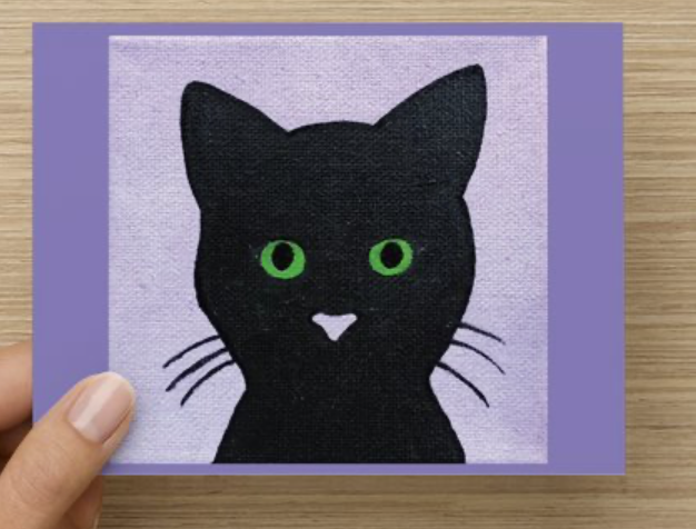 Cat Life Notecards