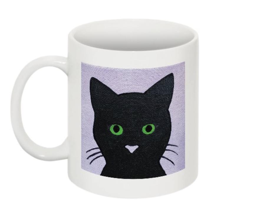 Shadow mug
