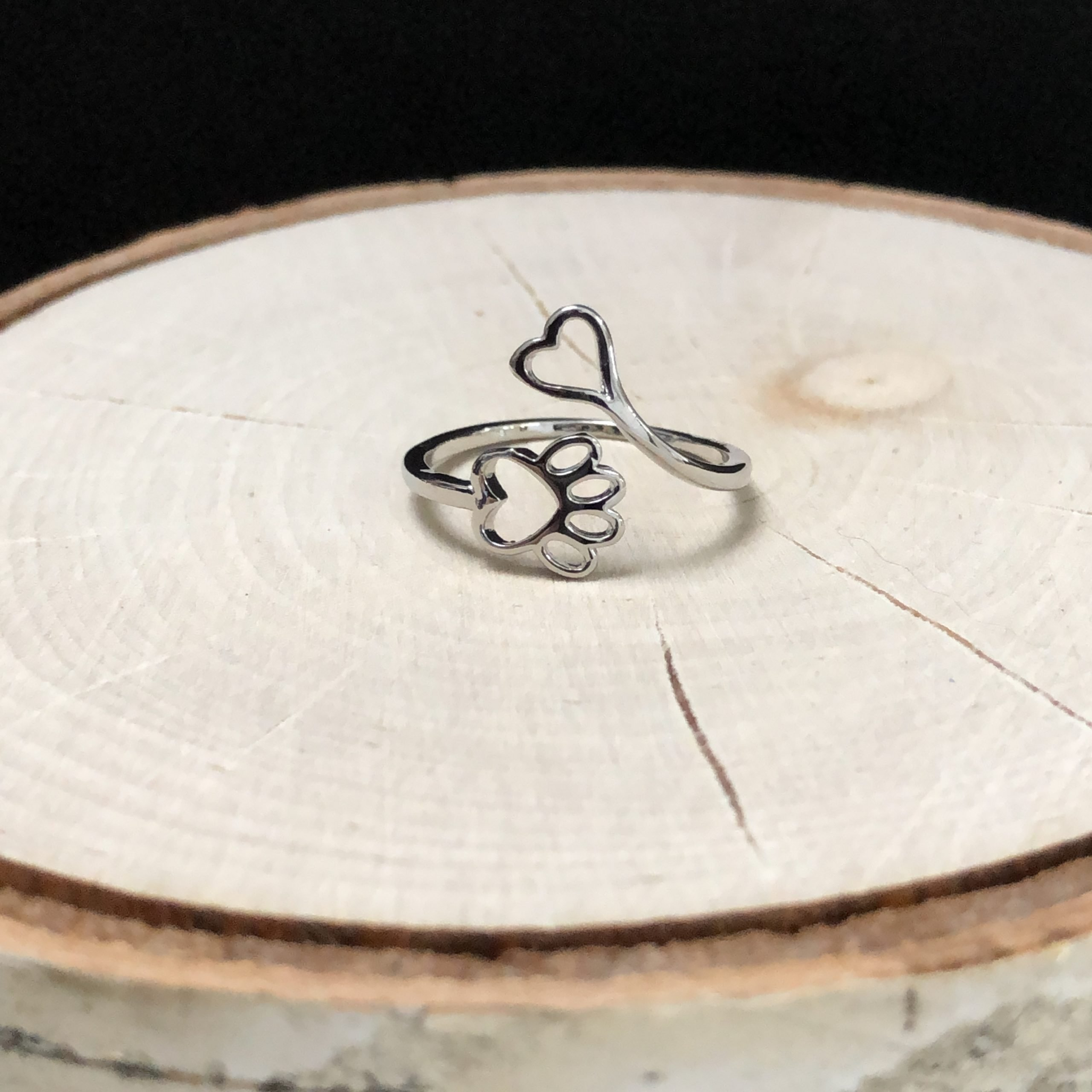 Touched By Love Ring