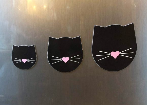 The Purrfect Magnet